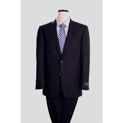 Classic Fit  Black Suit
