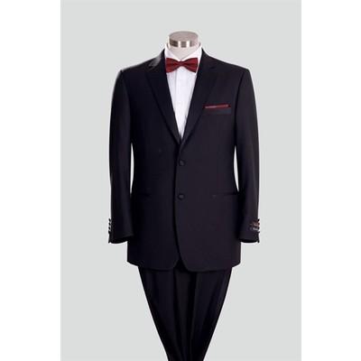 Classic Fit Black Tuxedo
