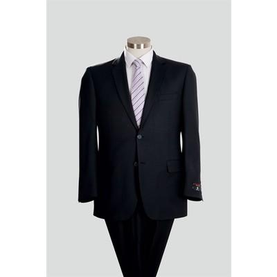 Black Suit 100% Superfine Wool