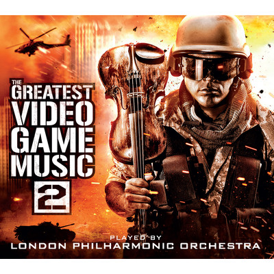 CD Greatest Video Game Music Vol.2 - Naxos - X5CD118