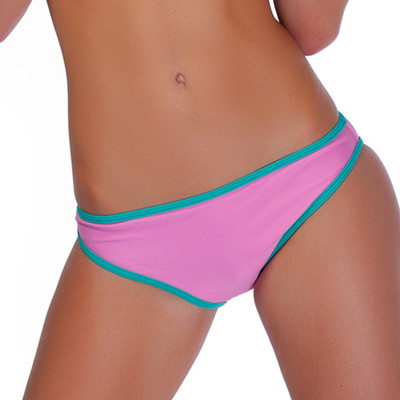 Bikini scoop bottom in pink