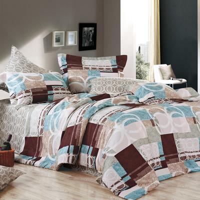 North Home Waltz 100% Cotton Sheet Set