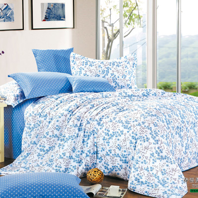 North Home Springfield 100% Cotton Sheet Set