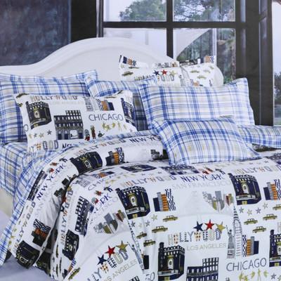 North Home Voyage 100% Cotton Sheet Set