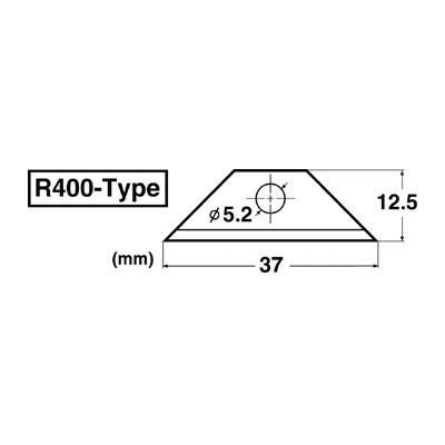 NT Cutter Replacement Blades for Rescue Tool (3 Packs)