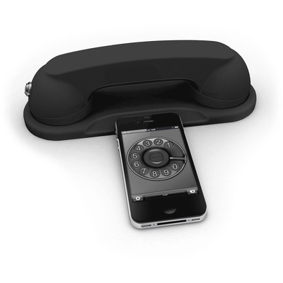 Konnext IRetroPhone - Bluetooth - Black