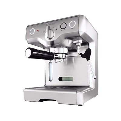 Breville Duo-Temp™15-Bar Triple-Priming Die-Cast Espresso Machine