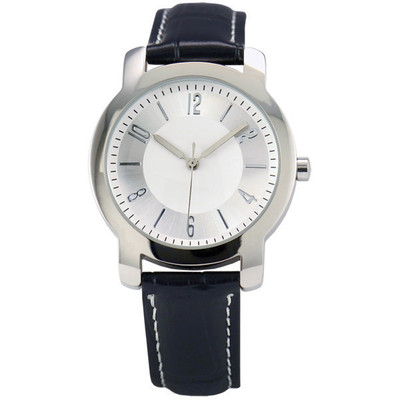 Matsuda Watch Concord Silver and Black - Ladies