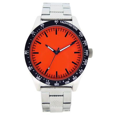 Matsuda Watch Brisk for Men - Orange