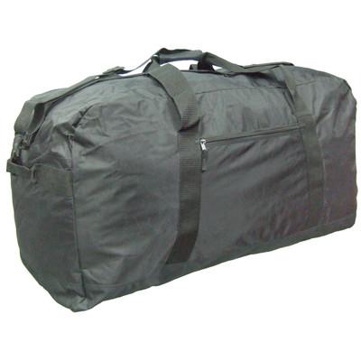 McBRINE 28 Inch Nylon Large Duffle Bag Super Light Black