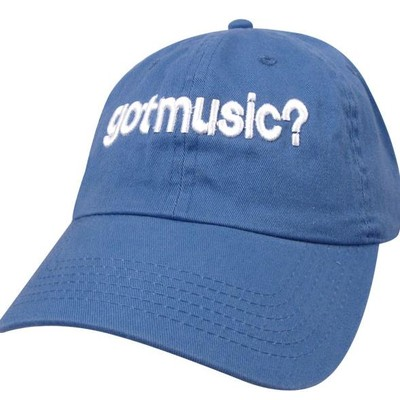Hat Aim  Got Music Powder Blue - Aim - 6419B