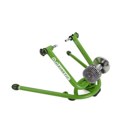 Kinetic by Kurt Rock and Roll Indoor 2.0 Bicycle Trainer (Green)