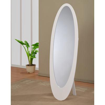 Dino-Cheval Mirror - White