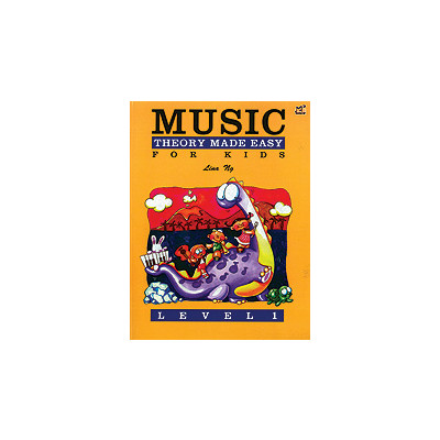 Music Theory Made Easy for Kids Level 1