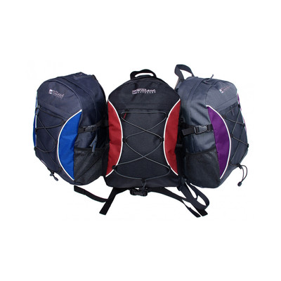 WillLand Outdoors Anytime 18L Backpack, Violet