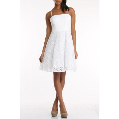 Betsey Johnson daisy lace dress