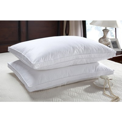 White Down Pillows 1 pair (2 Pieces) Filled in Canada