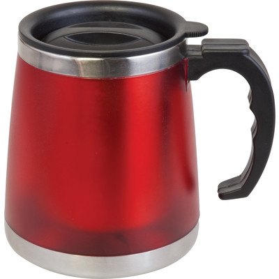 Purtek USB Warming Mug with DC Power Adapter