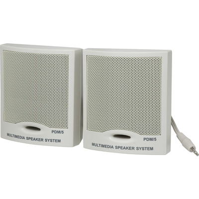 Premiere Multimedia Stereo Speaker system