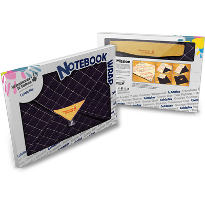 WIT- Notebook Wrap 18