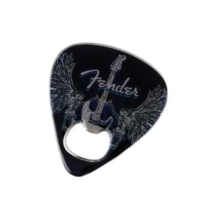 Fender Pick Bottle Opener - Black - Fender - 919-0026-000