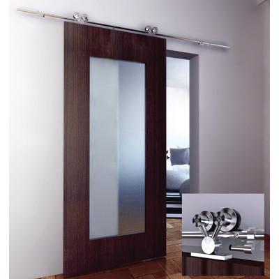 NEXUS Sliding Wood Door Hardware:  Model SH-002W