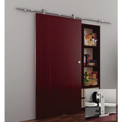 NEXUS Sliding Wood Door Hardware:  Model SH-004W