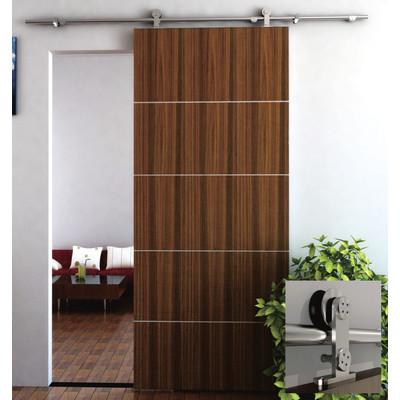 NEXUS Sliding Wood Door Hardware:  Model SH-008W