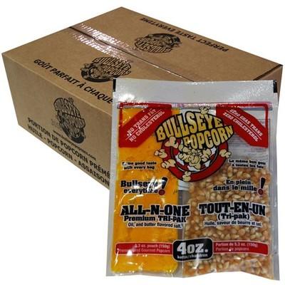 Case (48) 4oz Portion Popcorn Bags