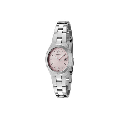 WATCH CLASSIC MODEL FOR LADIES PINK DIAL