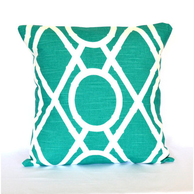 Accent Pillow - Turquoise
