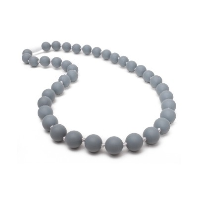 Classic Chic Necklace - Grey