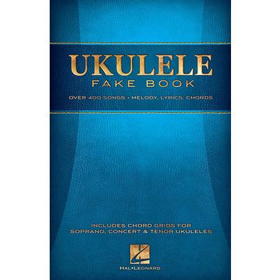 Ukulele Fake Book (5.5 x 8.5 Edition)