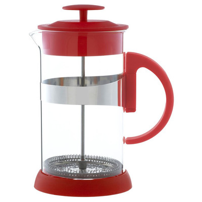 Grosche Zurich 1000ml Red French Press