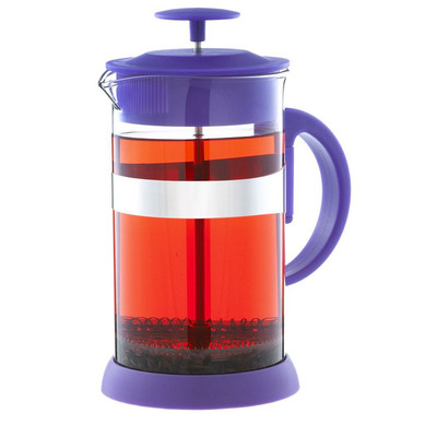 Grosche Zurich 1000ml Purple French Press