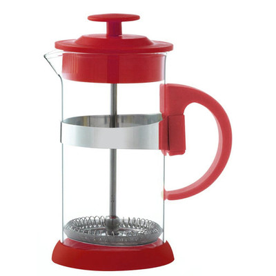 Grosche Zurich 350ml Red French Press