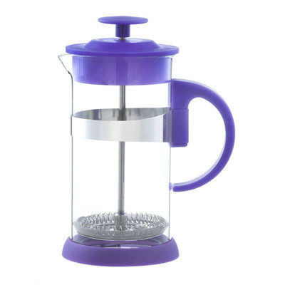 Grosche Zurich 350ml Purple French Press