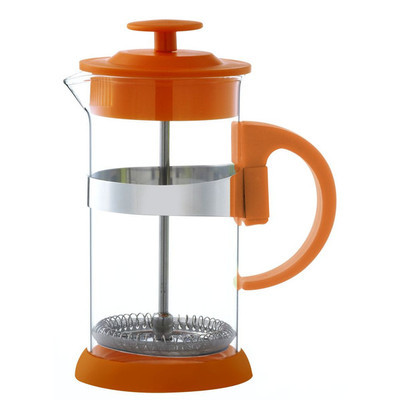 Grosche Zurich 350ml Orange French Press