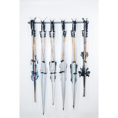 Cross Country Ski Rack (Holds 6 Pair)