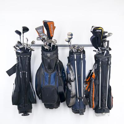 Large Golf Bag Rack