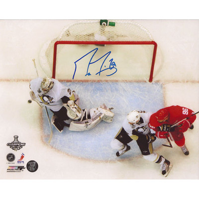 Marc-Andre Fleury Autographed 8X10 Photo (Final Save)