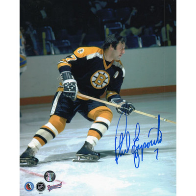 Phil Esposito Autographed 16X20 Photo