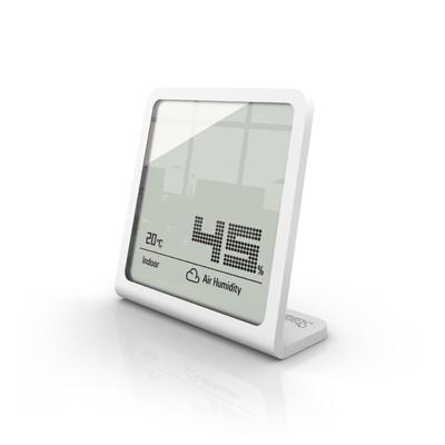 SELINA - Hygrometer White
