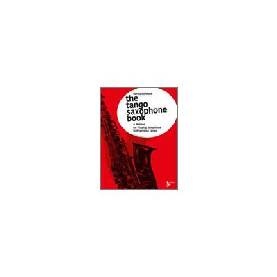 Music Tango Saxophone Book, The w/CD