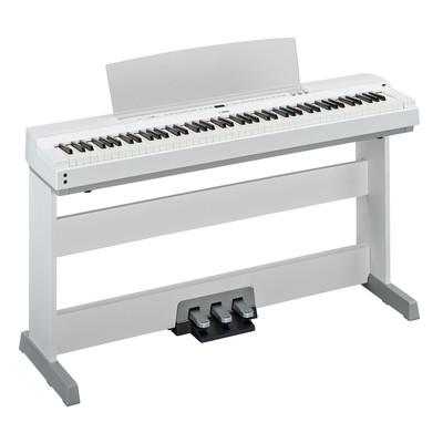 Yamaha P-255 88-Key Digital Stage Piano - White - Yamaha - P255 WH