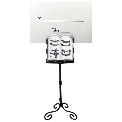 Music Stand Place Card Holder - Aim - 58910