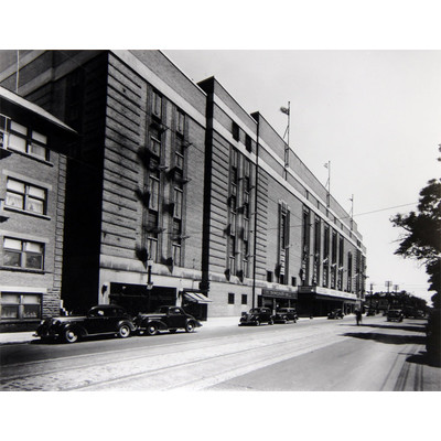 Toronto Maple Leafs Gardens - Classic Photo
