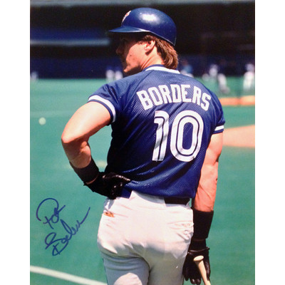 Pat Borders - Toronto Blue Jays World Series Champion and MVP (Waiting)