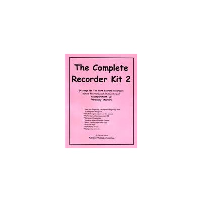 Complete Recorder Resource Kit Book 2 - Teacher