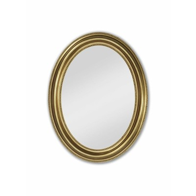 Pearl Gold Wall Mirror
